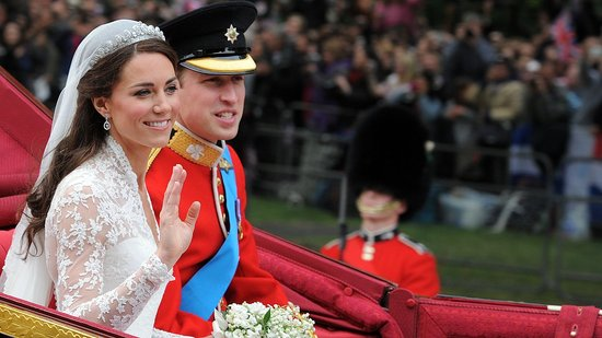 Kate Middleton's Royal Wedding Day Look Revealed