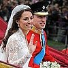 Kate Middleton's Wedding Dress and Tiara