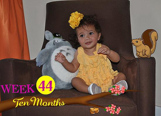 Olivia Lily 44 Weeks Old!!