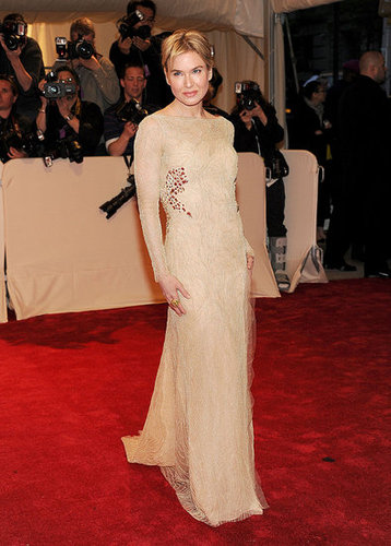 Renee Zellweger in Carolina Herrera
