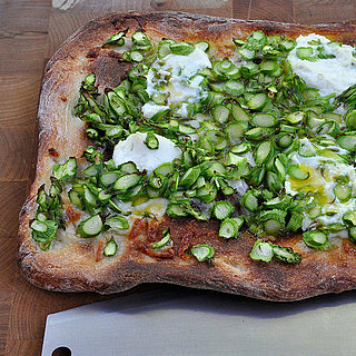 Homemade Asparagus Pizza Recipe
