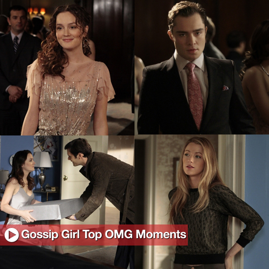 "Top OMG Moments From Gossip Girl Episode ""The Princesses and the Frog"""