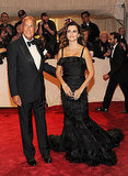 Penelope Cruz Is Ruffled Up in Oscar de la Renta For 2011 Met Gala