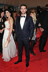 Chace Crawford(2011 Met Gala...&quot;Alexander McQueen: Savage Beauty&quot;)