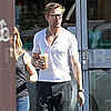 Ryan Gosling Grabbing a Drink at 7-Eleven