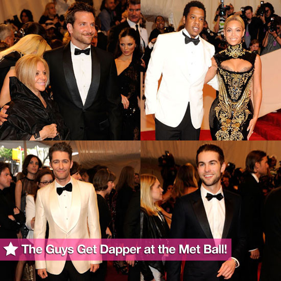 2011 Met Costume Institute Gala Pictures of Jay-Z, Orlando Bloom, Bradley Cooper and More Guys