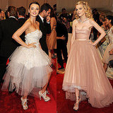 Miranda Kerr and Jessica Stam: Ballerina Dresses at the Met Gala 2011-05-03 08:45:34