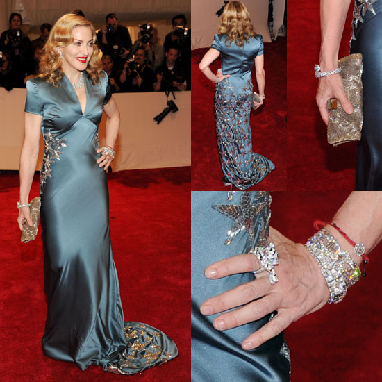 Madonna's Met Gala Look From All Angles!