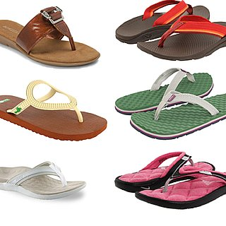 Flip-Flops That Support Feet