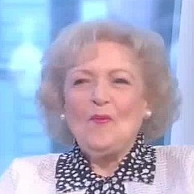 Betty White Talks About Robert Pattinson