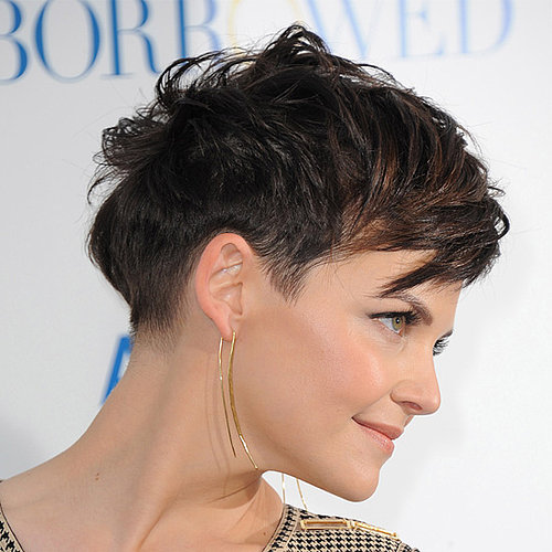 How to Create an Edgier Hairstyle Like Ginnifer Goodwin's