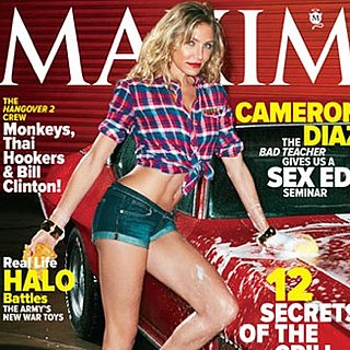 Cameron Diaz Tells Maxim She Doesn't Believe in Marriage