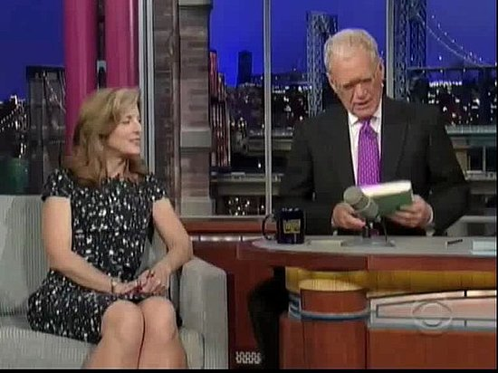 Watch Caroline Kennedy Share a Woman's Journey Through Poems
