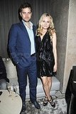 Diane Kruger and Joshua Jackson Take Their PDA Tour International