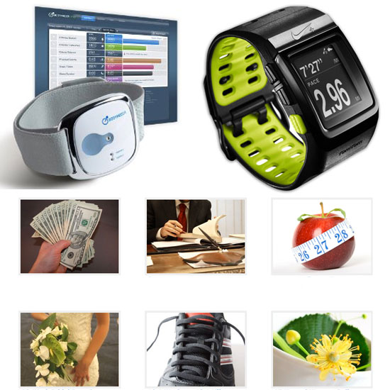 Pump It Up: Tools and Sites to Help You Get Fit For Your Wedding