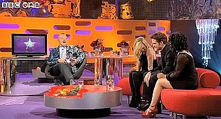 Video of Robert Pattinson on The Graham Norton Show 2011-05-06 14:10:00