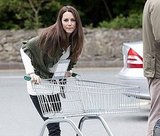 Kate Middleton Returns to Wales, Her Regular Life, and Grocery Store Runs!