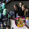 Pictures of Carrie Underwood at Nashville Hockey Game