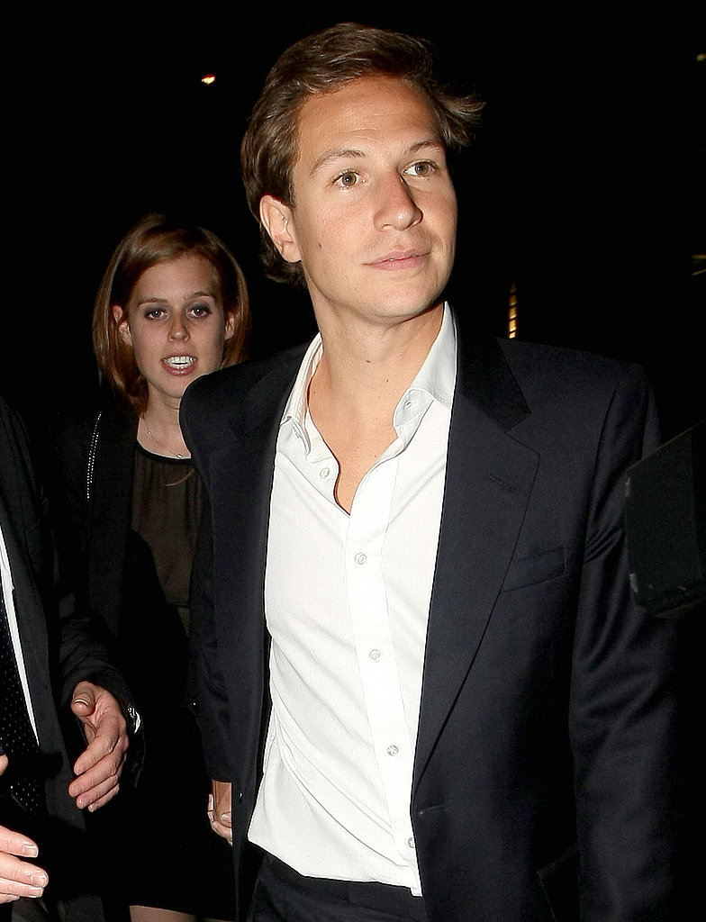 Princess Beatrice Steps Out For Sushi With Her Hot Boyfriend!
