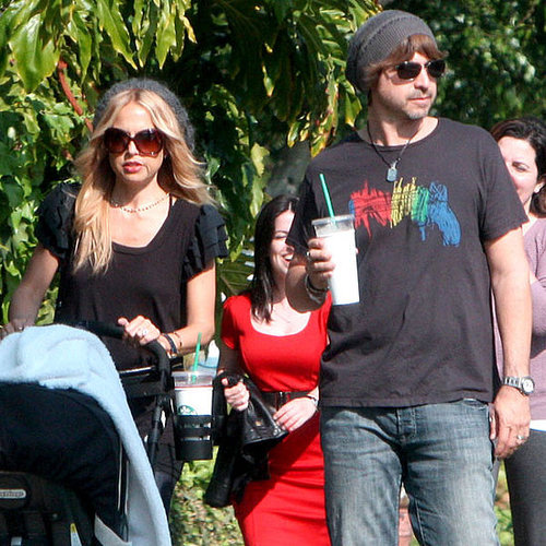 Pictures of Rachel Zoe With Rodger and Skyler