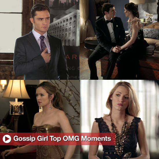 "Top OMG Moments From Gossip Girl Episode ""Shattered Bass"""