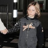Kate Hudson Spends Mother's Day Up in the Air With Ryder