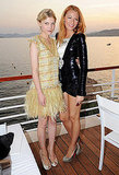 Blake Lively and Rachel Bilson Get Back to Toasting Chanel and Showing Leg