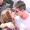 Video: Simon Cowell and Paula Abdul Kiss For X Factor Auditions