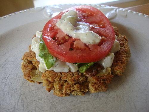 Falafel Burgers