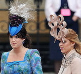 Princesses Eugenie's and Beatrice's Hat Designer Defends