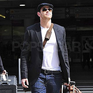 Kellan Lutz Pictures in LA After His Vacation in NYC With AnnaLynne McCord