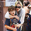 Pictures of Kate Winslet With Joe Mendes