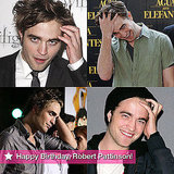 Happy 25th Birthday, Robert Pattinson!