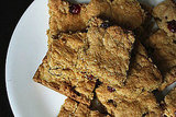Coconut Cranberry Cookie Bars