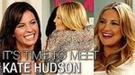 Kate Hudson I'm a Huge Fan: Kate Talks Ryder's Acting Future, Goldie's Best Advice, and Salt-N-Pepa Dance Moves!