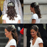Pippa's wedding hairstyle was one of your favourites.