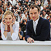 Jude Law Pictures With Cannes Jurors Uma Thurman and Robert De Niro