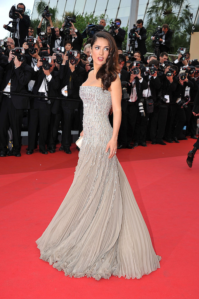 Salma, Aishwarya, and Jude Help Kick Off Cannes at the Opening Ceremony