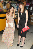 Rachel Bilson and Derek Lam Celebrate Ebay Dress Collection