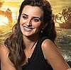 Video Interview of Penelope Cruz Talking About Johnny Depp and Pirates of the Caribbean