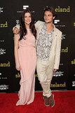 Ashley Greene Skates Into the Arms of Her Cute Costar Shiloh Fernandez