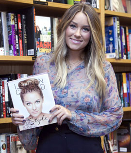 Lauren Conrad's Book Club