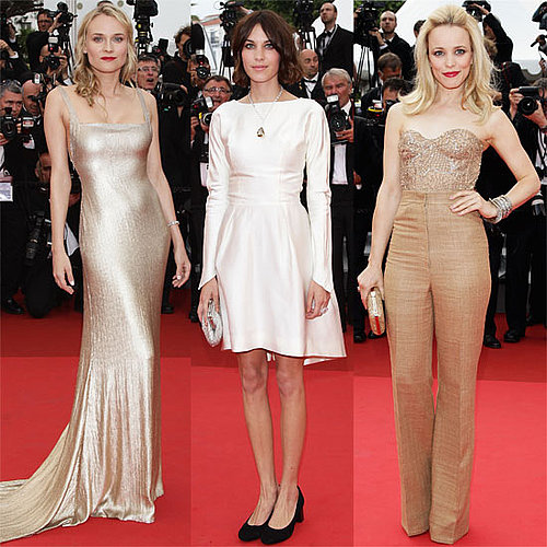 Celebrities at 2011 Cannes including Diane Kruger, Alexa Chung, Rachel McAdams and More!