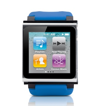 iWatchz Q Series Watchband For iPod Nano