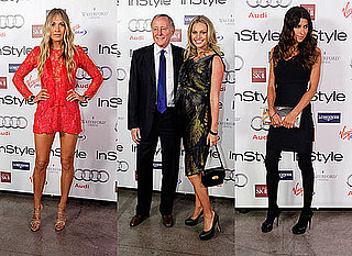 Pictures of Celebrities at the 2011 InStyle and Audi Team Women of Style Awards
