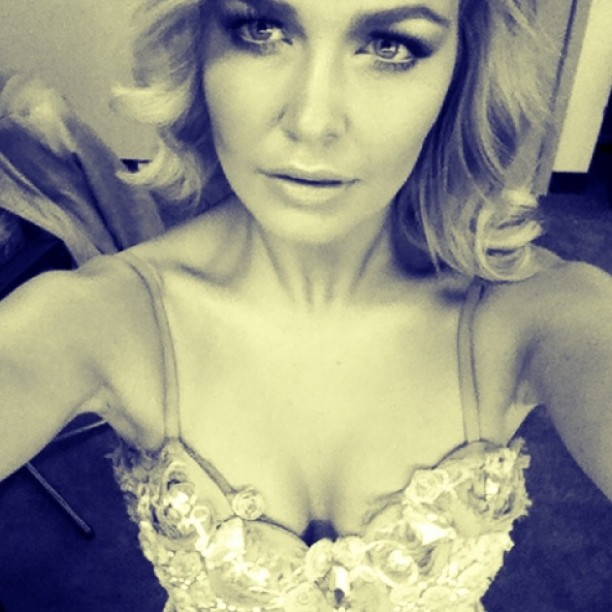 Lara Bingle ready to go on Dancing With The Stars! Twitter User: mslarabingle