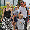 Pictures of Gwen Stefani in Cannes