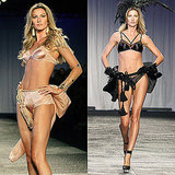 Gisele Bundchen in Lingerie For Runway Show 2011-05-13 07:15:01