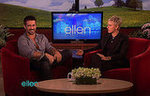 "Colin Farrell Tells Ellen He's Single and ""Monogamous?"""