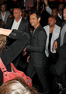 Jude Law and Vanessa Hudgens Cannes Film Festival Belvedere Party Pictures 2011-05-15 04:30:00